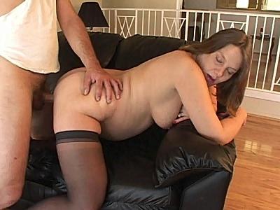 preggy Amber Cock Rammed
