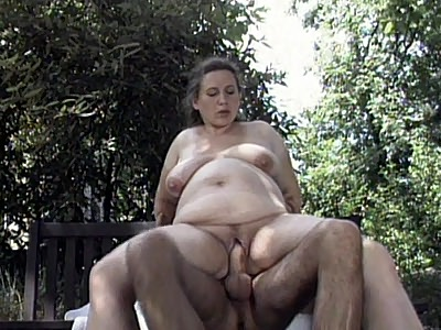 randy Preggo Riding a Cock